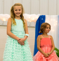 Junior Miss Pageant - 2018 Crawford County 4-H Fair, 7.18.18