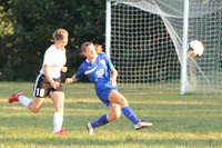 Girls' Soccer – North Harrison at Corydon Central, 9.15.16