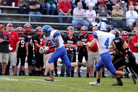 Football – North Harrison at Brownstown Central, 9.16.16