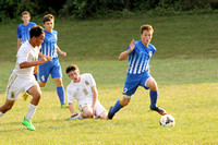 Boys' Soccer – North Harrison at Corydon Central, 9.14.16