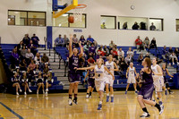 Girls' Basketball – Lanesville at Christian Academy of Indiana, 11.17.16