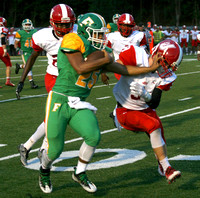 Football - Floyd Central vs. Jeffersonville - 9.16.16