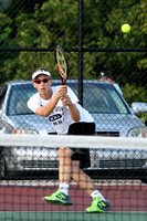 Boys' Tennis – Henryville at Corydon Central, 8.22.16