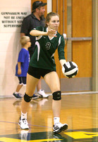 Volleyball - Corydon Central at Floyd Central - 8.25.16