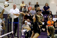 Volleyball – Corydon Central at Lanesville, 8.30.16