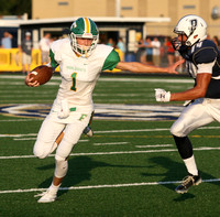 Football - Floyd Central at Providence - 8.26.16
