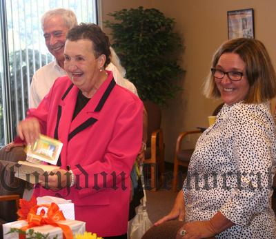 O'Bannon Images: Goldia Amy retirement party 9.10.15 &emdash;