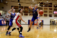Girls' Basketball – North Harrison at Silver Creek, 11.23.16